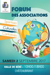 Forum des associations de Châteaubriant